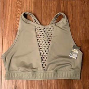 Victoria's Secret PINK sports bra size large